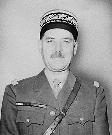 Generał Alphonse Juin