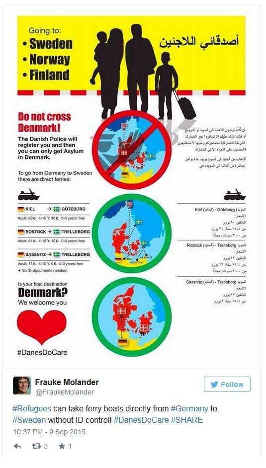 infografika dla imigrantów