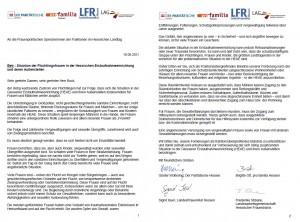 List organizacji w Hesji