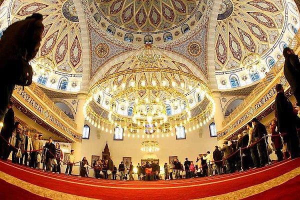 Meczet Merkez