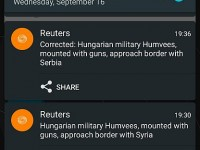 Śmieszna pomyłka z Reutersa