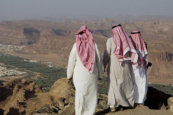 saudyjczycy w gurgaon