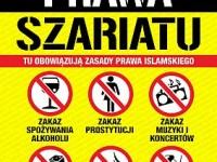 """Strefa szariatu w Polsce? Nie, to forum """"o kupie i siku"""""""