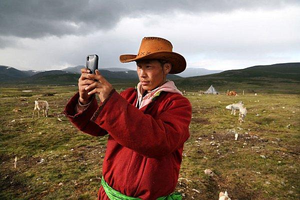 telefony komórkowe są wszędzie.