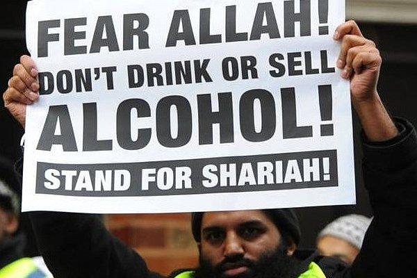alkohol jest haram