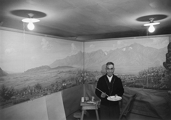C.T. Hibino – malarz