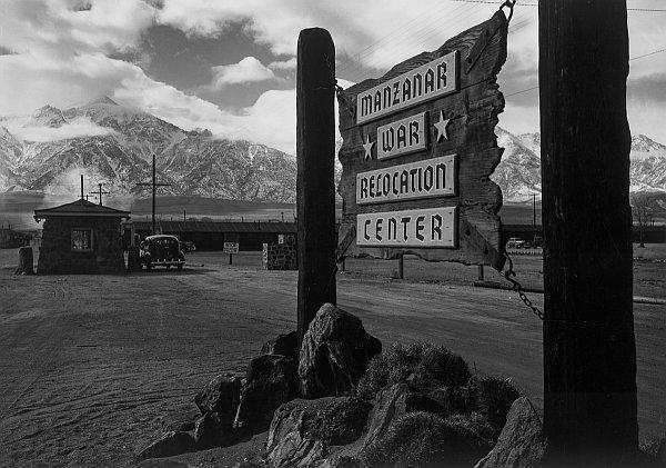 """Witamy w Manzanar - """"Wojenne centrum przesiedlenia"""""""