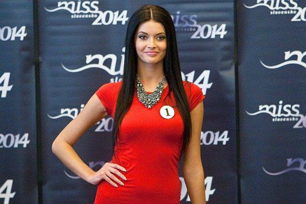 miss Słowacji 2014