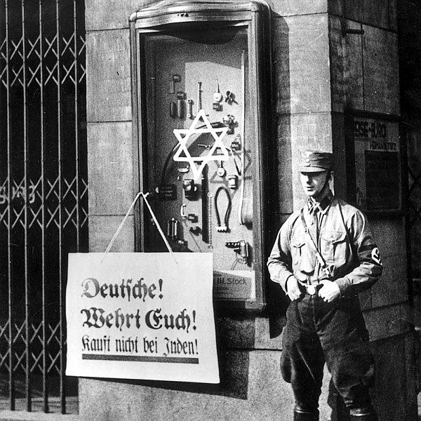 niemcu nie kupuj u Żydow