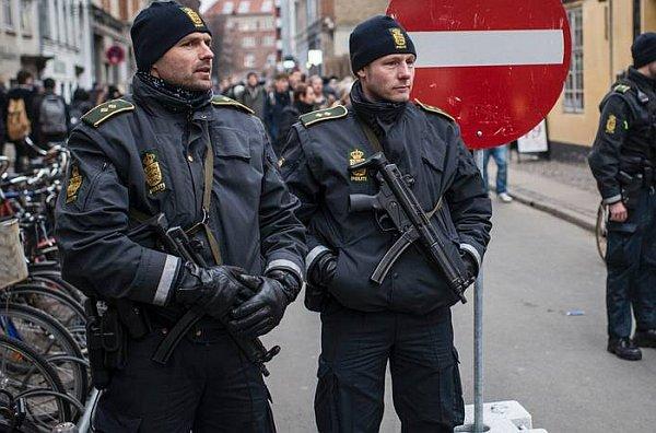 Wojna z terrorem w Danii