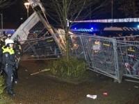 Największe zamieszki antyimigranckie w Holandii