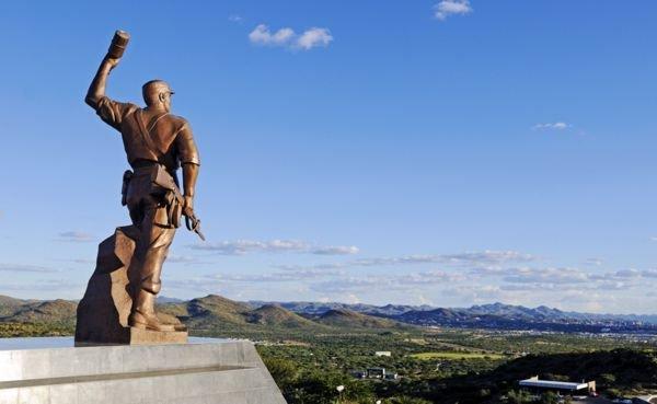 namibia nieznany żołnierz