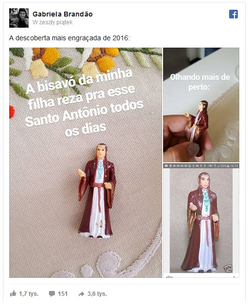 Elrond Święty Antoni