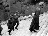 """Niemieckie """"Schody Śmierci"""" w Mauthausen"""