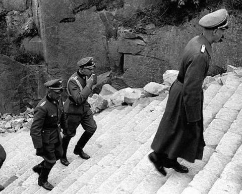 mauthausen oficerowie
