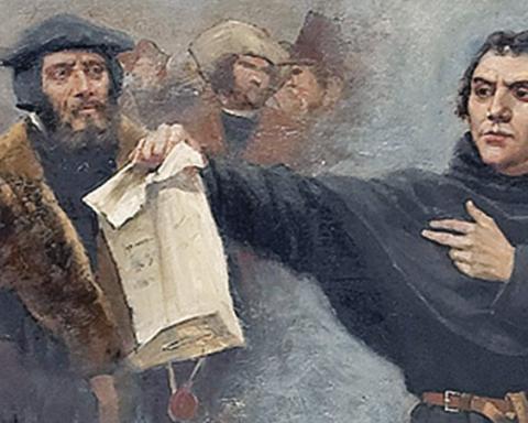 luter antysemityzm