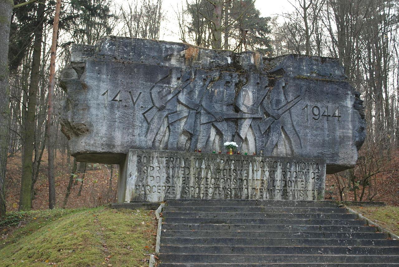 pomnik rąblów